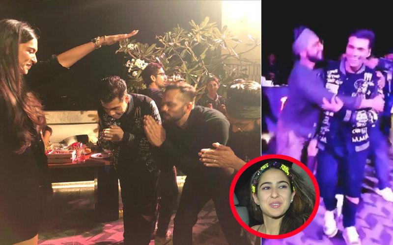 सिम्बा की सक्सेस पार्टी में रणवीर सिंह और दीपिका पादुकोण ने की जमकर मस्ती, देखिए तस्वीरें