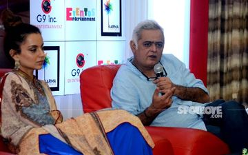 Hansal Mehta Opens Up On Working With Kangana Ranaut On Simran: She Completely Took Charge Of The Set And Began Directing Other Actors