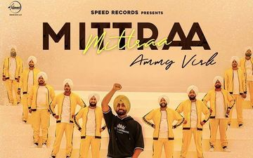 Ammy Virk's New Single 'Mitraa' Is Playing Exclusively On 9X Tashan