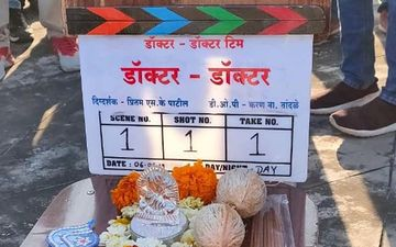 Doctor Doctor: Prathamesh Parab Starrer Upcoming Marathi Film Begins Its Shoot In Navratri