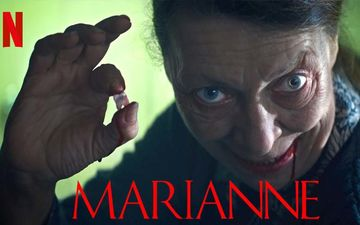 Netflix Series Marianne Gets A Thumbs Up From Audiences And From Stephen King