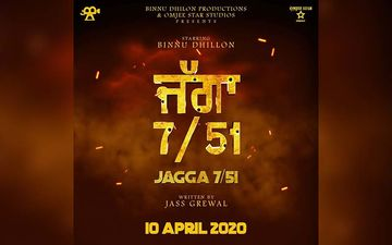 Jagga 7/51: Director Binnu Dhillon Announces Title Of His Next Film, To Release In 2020