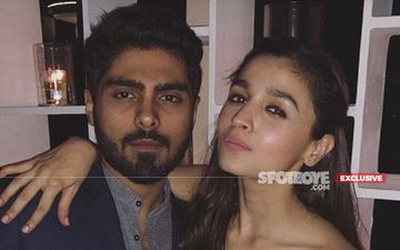 Alia Bhatt Helps Ex-Beau Ali Dadarkar Find His Missing Cat- EXCLUSIVE