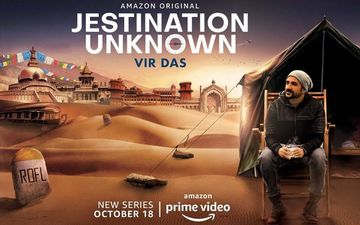 Jestination Unknown, Vir Das' Latest Prime Video Original Series, Out Next Week