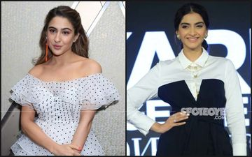 S For Sara Ali Khan, S For Sonam Kapoor And S For Style Bombs