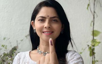Maharashtra Assembly Elections 2019: Marathi Celebrities Came Out To Cast Votes