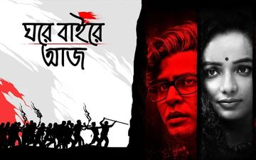 Ghawre Bairey Aaj: Second Intriguing Poster Starring Jisshu Sengupta, Anirban Bhattacharya, Tuhina Das Released