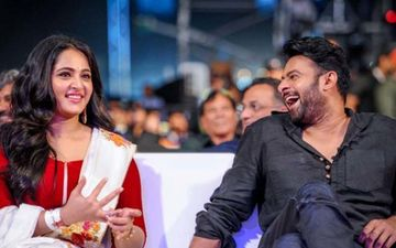 Prabhas Birthday Special: Five Romantic Pictures Of The Superstar With His Rumoured Ladylove, Anushka Shetty