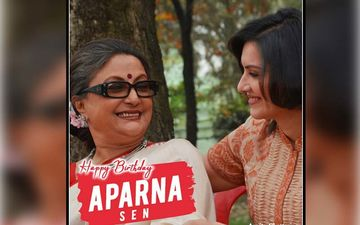 Happy Birthday Aparna Sen: Prosenjit Chatterjee, Parambrata Chatterjee And Others Pour In Wishes For The Versatile Actress