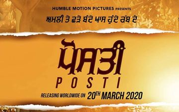 Gippy Grewal's Upcoming Film 'Posti' To Release On This Date- DEETS INSIDE