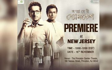 Satyanweshi Byomkesh Will Be Premiere At Theater In New Jersey