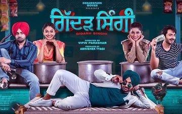 Jordan Sandhu And Rubina Bajwa Starrer 'Gidarh Singhi' First Poster Out