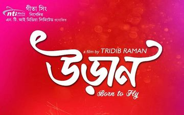 Uraan: Srabanti Chatterjee, Saheb Bhattacharjee And Subrat Dutta Starrer Film Poster Released