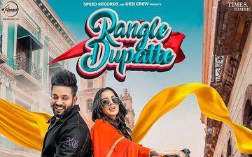 Rangle Dupatte: Dilpreet Dhillon Ft. Sara Gurpal's new Song To Release On Nov 5