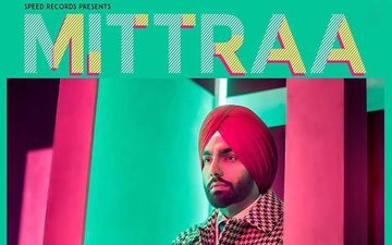 Mittraa: Ammy Virk's New Single To Release Soon, Shares New Poster