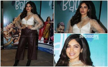 FASHION CULPRIT OF THE DAY: Bhumi Pednekar, A Hat Is The Only Thing Missing Here To Complete The Cowgirl Look!