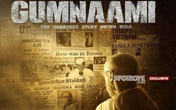 Gumnaami is psychologically my toughest film yet, reveals director Srijit Mukherji