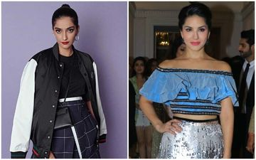 Sonam Kapoor And Sunny Leone Are Totally Dousing The Saturday Fashion Flames