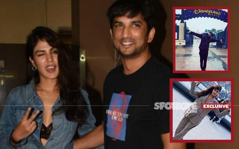 LOVE IN PARIS: Sushant Singh Rajput And Rhea Chakraborty Are On A 15-Day Romantic Getaway In The City Of Love- EXCLUSIVE