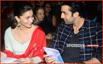 Alia Bhatt-Ranbir Kapoor Were On A SECRET TASK On October 7 Midnight- EXCLUSIVE