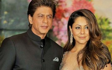 Shah Rukh Khan Organises An Intimate Bash To Celebrate Gauri Khan's 49th Birthday