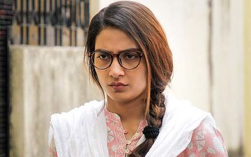 Actress Subhashree Ganguly Has Once Again Opted For No Makeup Look For This Movie