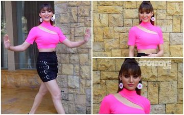 FASHION CULPRIT OF THE DAY: Urvashi Rautela, You Did It Again!