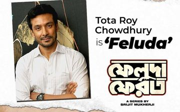 Feluda Pherot: Know Why Tota Roy Chowdhury Is Giving Credit To Birsa Dasgupta?