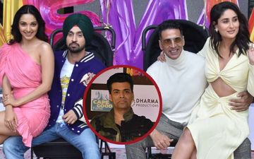 Good Newwz Trailer Launch: 'Akshay Kumar Ne Mujhe Yeh Good News Abhi Tak Nahi Di Hai'- Click To Know What Karan Johar Is Talking About!