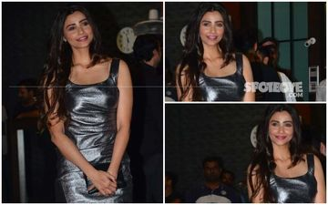 FASHION CULPRIT OF THE DAY: Daisy Shah, Don't Take Us Back To The Sad 90s Fashion!