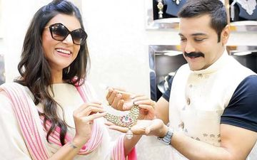 Happy Birthday Sushmita Sen: Prosenjit Chatterjee Wishes Ever-So-Gorgeous On Her Special Day