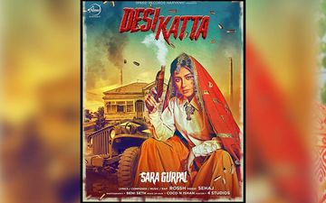 Desi Katta: A New Track By Sara Gurpal And Rossh Is Playing Exclusively On 9X Tashan