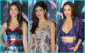 Ananya Panday, Shanaya Kapoor And Malaika Arora Are Kick-Starting The Party Season With Their Sexy Outfits