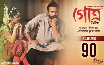 Gotro:  Nigel Akkara, Anashua Majumdar, Manali Manisha Dey Starrer Complete 90 Days