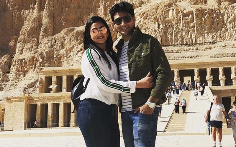 Gaurav Chakraborty, Ridhima Ghosh Celebrates Their Marriage Anniversary In Egypt, Shares Pic On Instagram