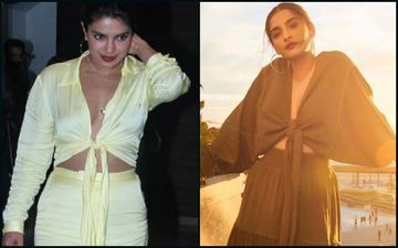 Priyanka Chopra Jonas Vs Sonam Kapoor- Which Hottie Got 'Knotty'?