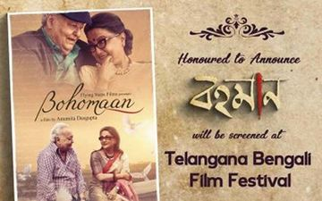 Anumita Dasgupta's Bohomaan To Be Screened At Telangana Bengali Film Festival 2019