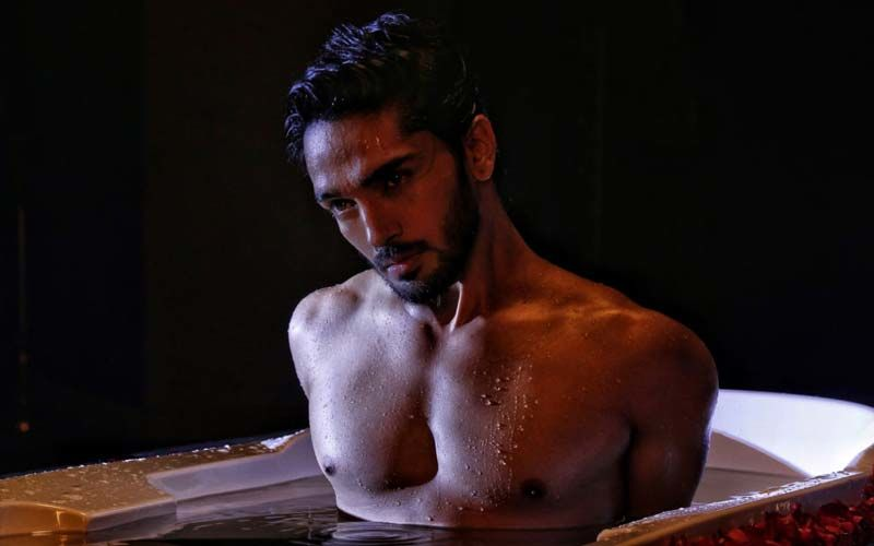Nazar Actor Harsh Rajput Says He Was Nervous To Shoot With No Clothes On For A Bathtub Sequence - PICS