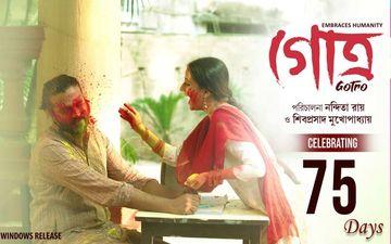 Gotro: Nigel Akkara, Anashua Majumdar And Manali Manisha Dey Starrer Continues To Woo Fans, Completes 75 Days At The Box Office