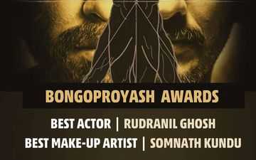Vinci Da Bags Best Actor, Make up Artist At Bongoproyash Awards 2019