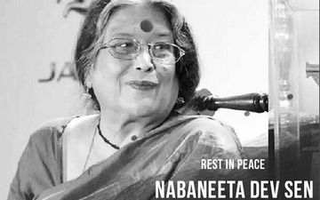 Nabaneeta Dev Sen Passes Away: Celebs Mourn Sad Demise Of Famous Bengali Litterateur