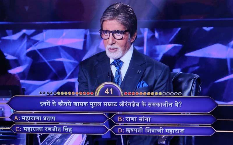 Kaun Banega Crorepati 11: Amitabh Bachchan Apologises For Channel's Slip Up Regarding Chhatrapati Shivaji Maharaj