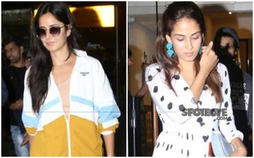 Katrina Kaif Or Mira Rajput- Who's Raising The Hotness Meter More?