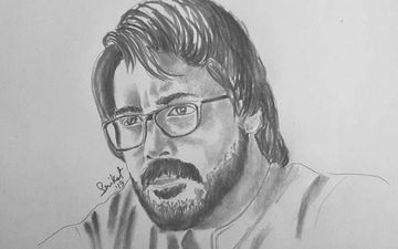 Fan Surprises Prosenjit Chatterjee With A Sketch, Actor Replies 'Touched'