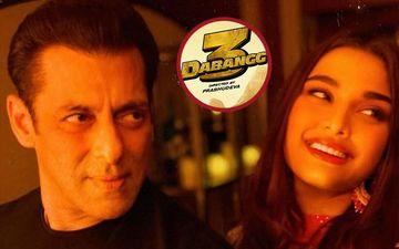 Dabangg 3: Saiee Manjrekar Smitten With Salman Khan In Her New Post