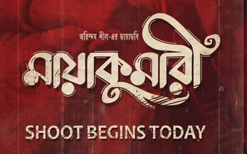 Shoot Of Director Arindam Sil's 'Maaya Kumari' Goes On The Floor