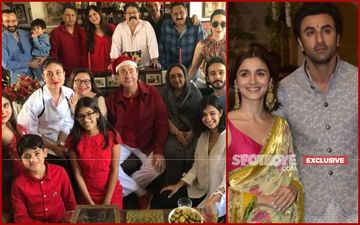 Alia Bhatt May Feature In Kapoors' Christmas Lunch Family Photo; Ranbir's Ladylove Invited For This Year's Soiree- EXCLUSIVE