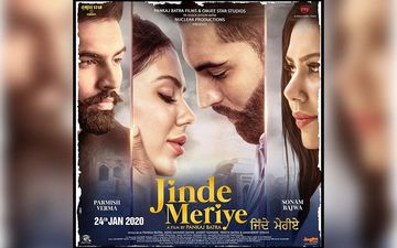 Jinde Meriye Trailer Out: Sonam Bajwa, Parmish Verma Starrer Appears To Be A Tragic Love Story