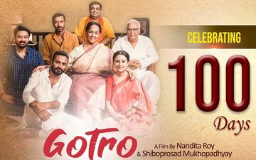 Gotro: Shiboprosad Mukherjee And Nandita Roy's Film Successfully Completes 100 Days At Box Office