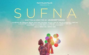 Its Wrap Up For Sufna; Ammy Virk Thanks Team For The Beautiful Journey